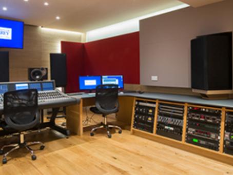 New Studio Promises Sound Future for Surrey Students
