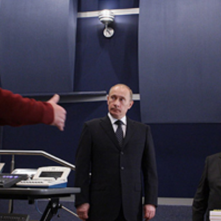 Putin puts in a word for the DFC