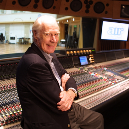 APRS dedicate the Sound Fellowship Lunch 2016 to Sir George Martin