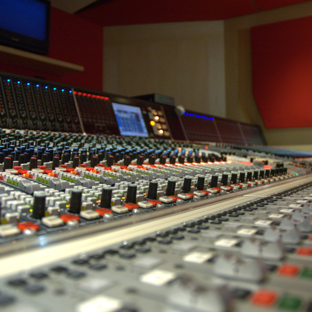 The world's most famous studio specs the world's top analogue console