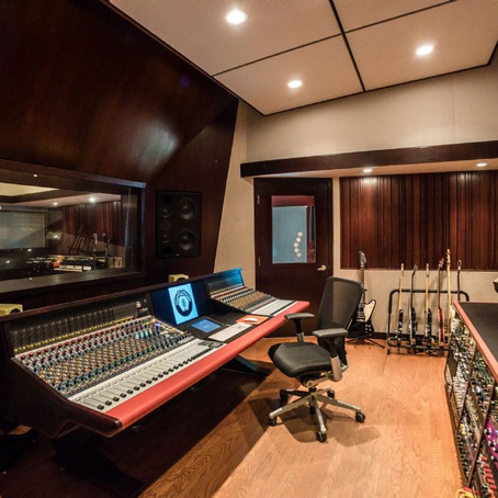 Genesys G64 is the Console of Choice for Rarefied Recording