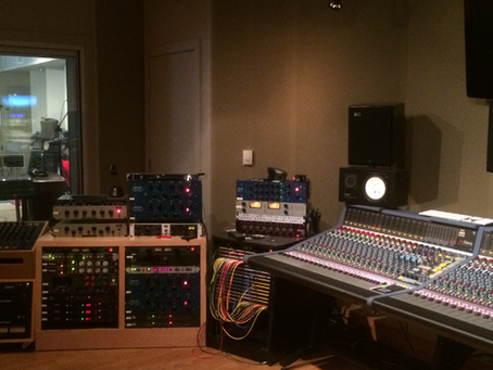 Toronto's Blue Sound & Music takes delivery of a new Genesys G64