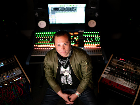 Kevin Teasley Speeds up his Workflow with a Neve® 8424 Console