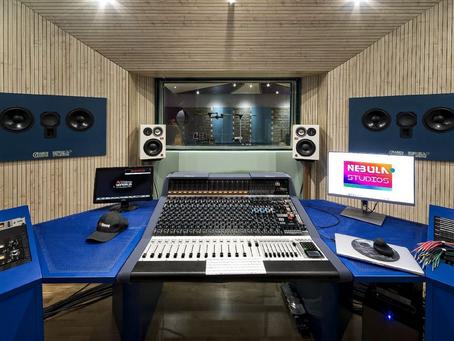 Genesys 32 Installed at Milan based Nebula Studios