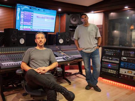 Iconic Quad Studios Installs a Neve Genesys Black console