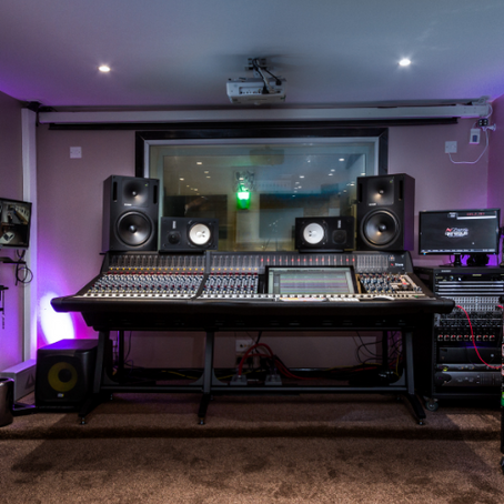 Genesys Black is First Choice for Rock Hard Studios
