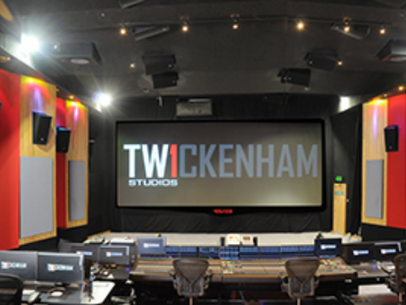 Twickenham Studios becomes first UK Facility to adopt Dolby Atmos with full AMS Neve DFC Integration