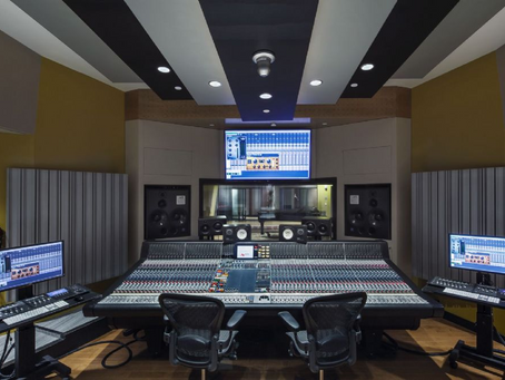 Two 88RS Consoles for Berklee College of Music