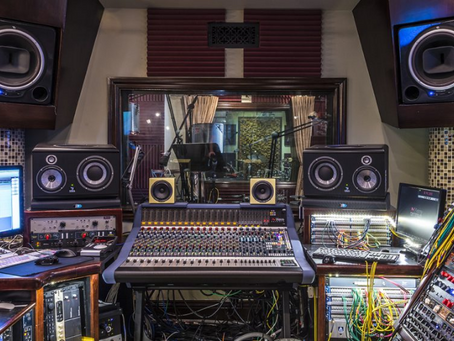 Home Studio Turns Pro with Genesys G32 Console