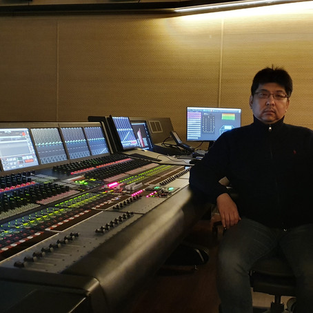 AMS Neve Helps Parasite Deliver Exceptional Sound Quality