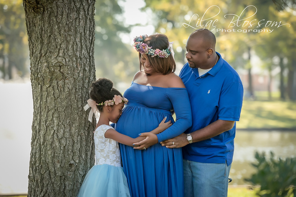 Maternity photo session on Long Island