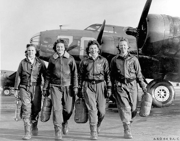 Femmes pilotes de la 2de GM