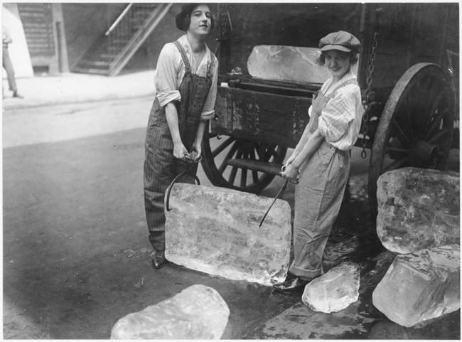 1918 - Les femmes ouvrières