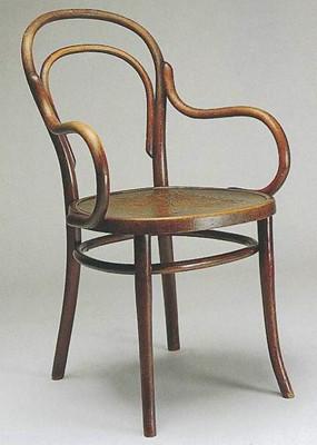 Vienna Chair by Thonet