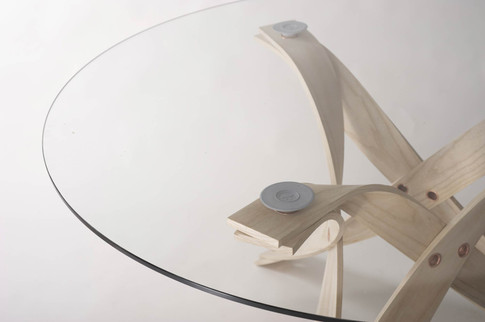 X Table by David Colwell