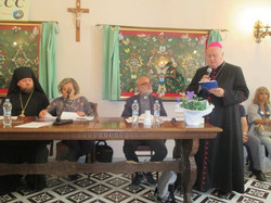 Vescovo di Amalfi Cava
