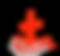 logo Oikumene rosso no sfondo.png