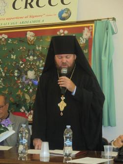 Padre Michelle Chiesa Ortodossa Russa Salerno