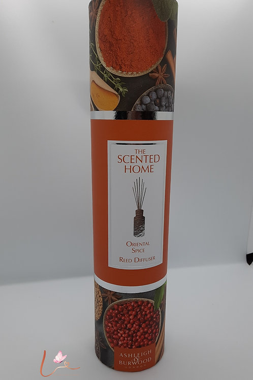 Geurstokjes Scented Home Oriental spice (150ml)