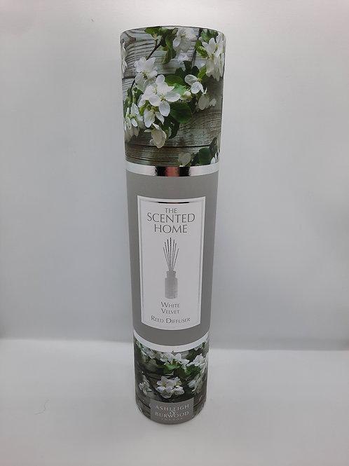 Geurstokjes Scented Home White Velvet (150ml)