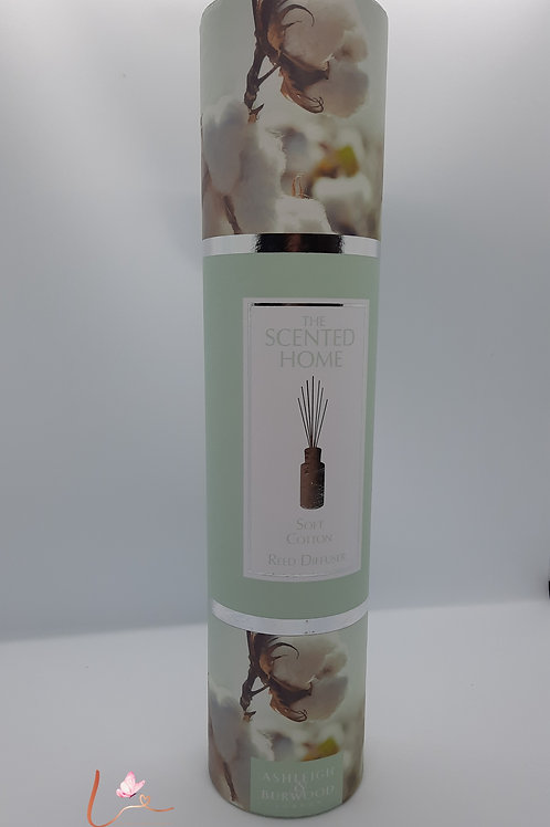 Geurstokjes Scented Home Soft Cotton (150ml)
