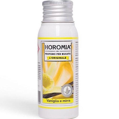 Horomia wasparfum - Vaniglia e Mirra 50ml