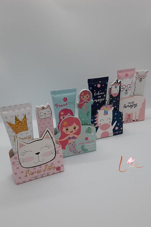 Princess kitty handverzorgingset