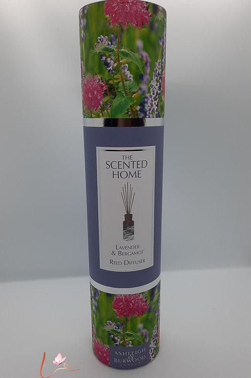 Geurstokjes Scented Home Lavendel & Bergamot (150ml)