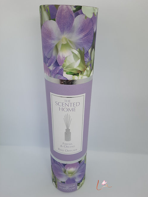 Geurstokjes Scented Home Freesia & orchid (150ml)