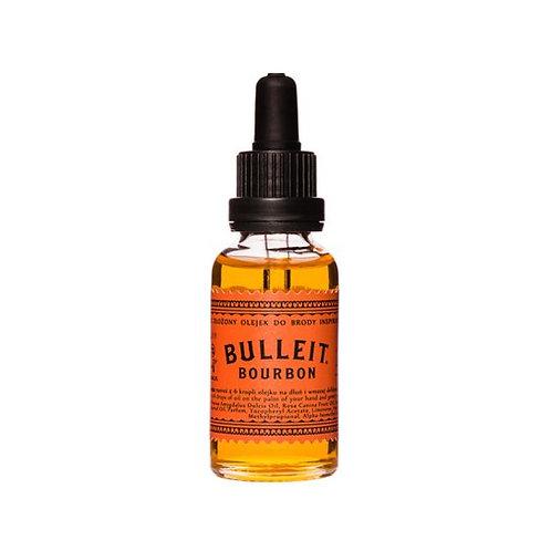 Olejek do brody Pan Drwal Bulleit Bourbon 30 ml