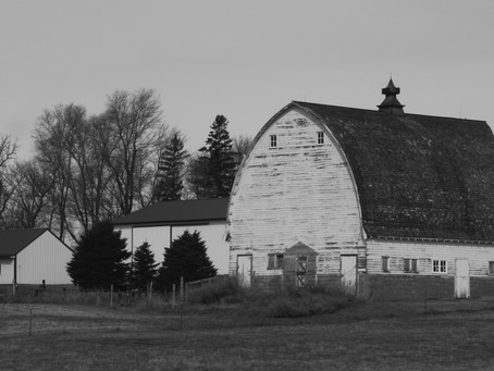 How to Tell How Old Your Barn is: A Brief History on Barn-building Inventions