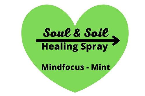 Mindfocus Healing Spray - Mint