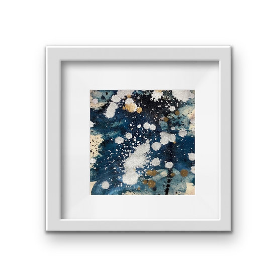 Framed Mini Abstract (#41)
