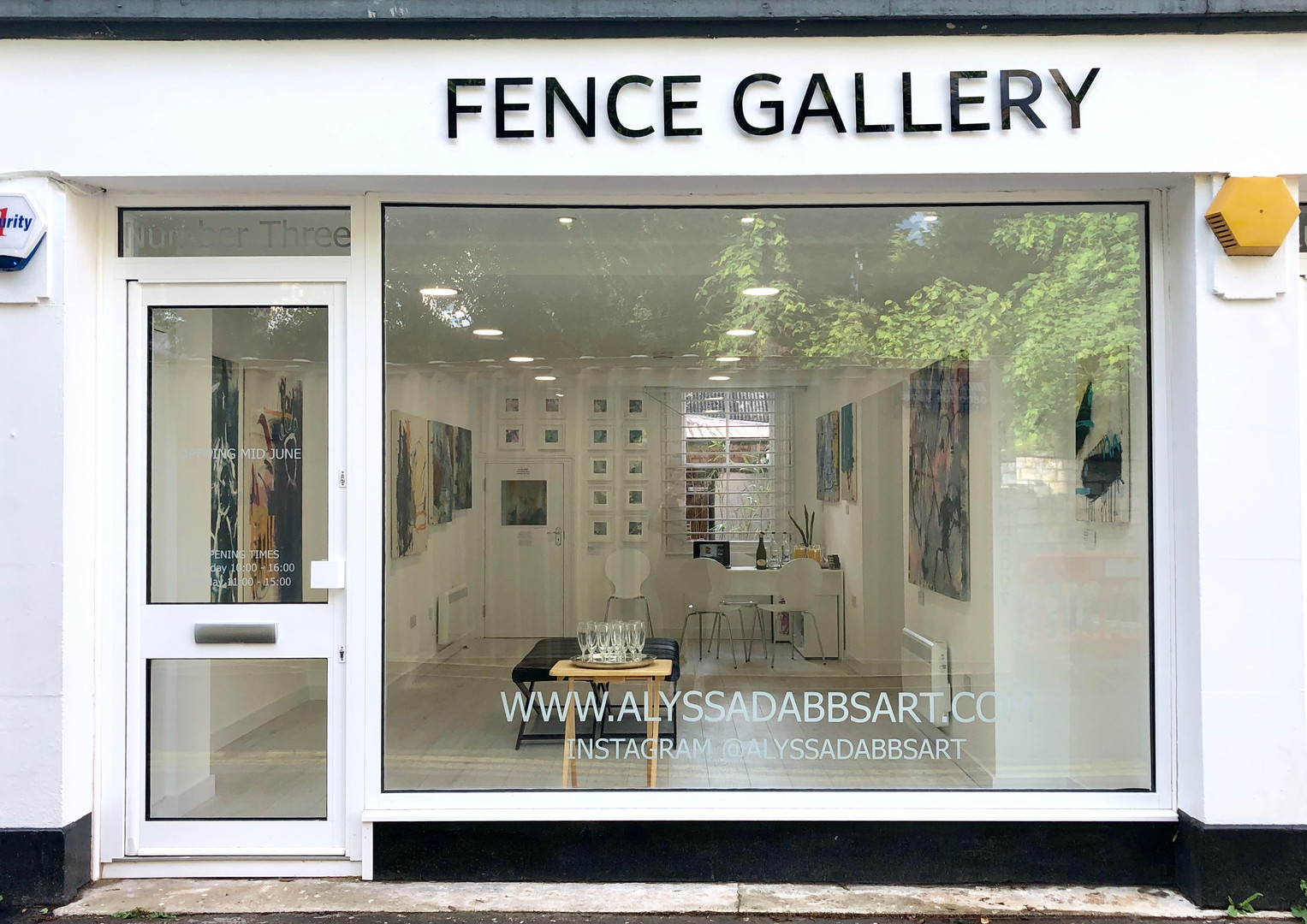 Fence Gallery Exterior