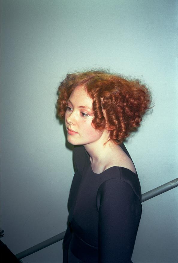 Izzy Leach (b.1996). Lucy. Giclée Print, 68.58 x 50.8 cm.