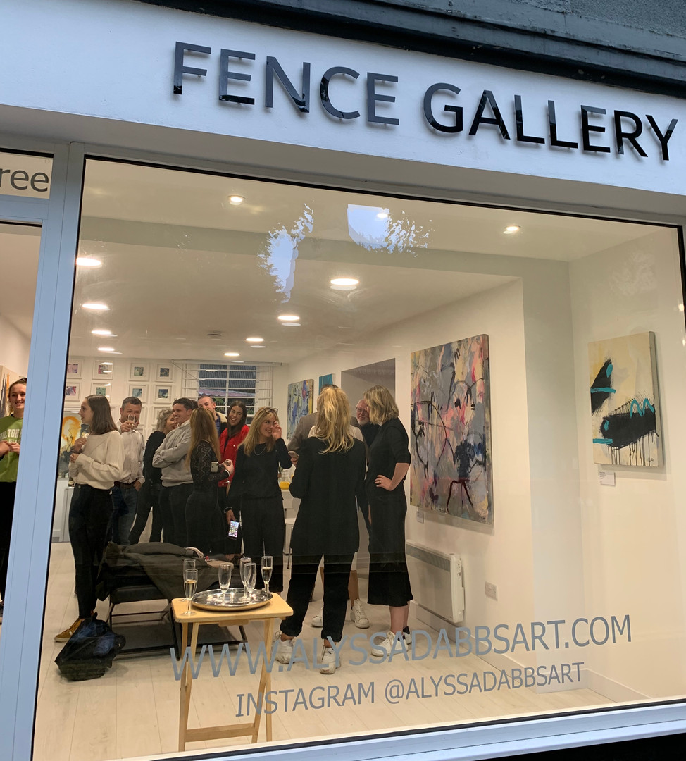 Fence Gallery Private View