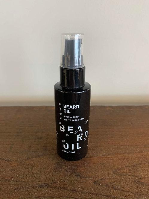 Huile à barbe/ Beard Oil KRWN 60 ml