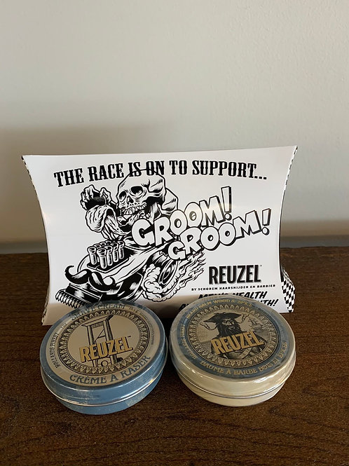 Duo pour la barbe / Beard Duo Reuzel