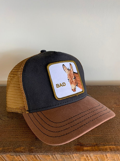 "Casquette / Hat "" Bad"" Goorin Bros"