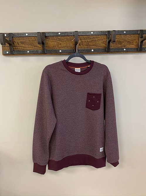 Manche Longue Bourgogne / Long sleeve Jack & Jones