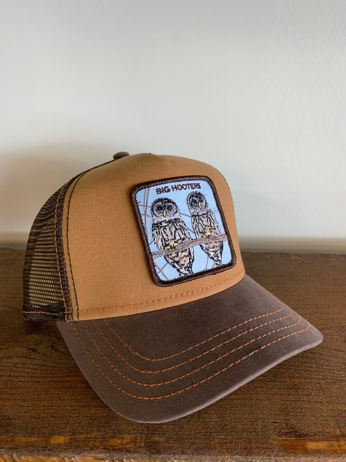 "Casquette / Hat "" Big Hooters"" Goorin Bros"
