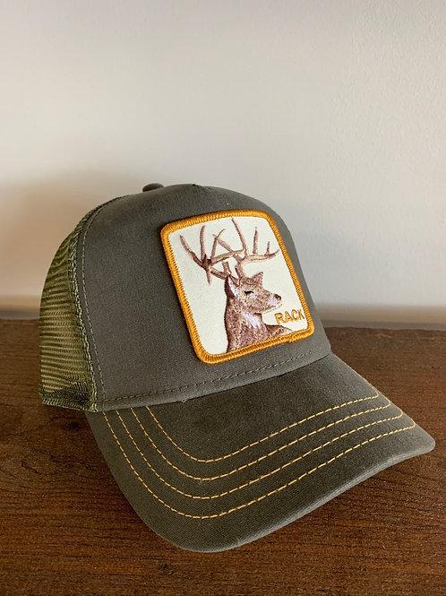 """Casquette / Hat """" Rack """" Goorin Bros"""