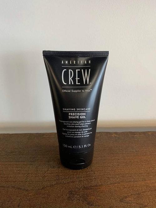 Gel de Rasage de Précision/Precision Shave Gel American Crew150ml