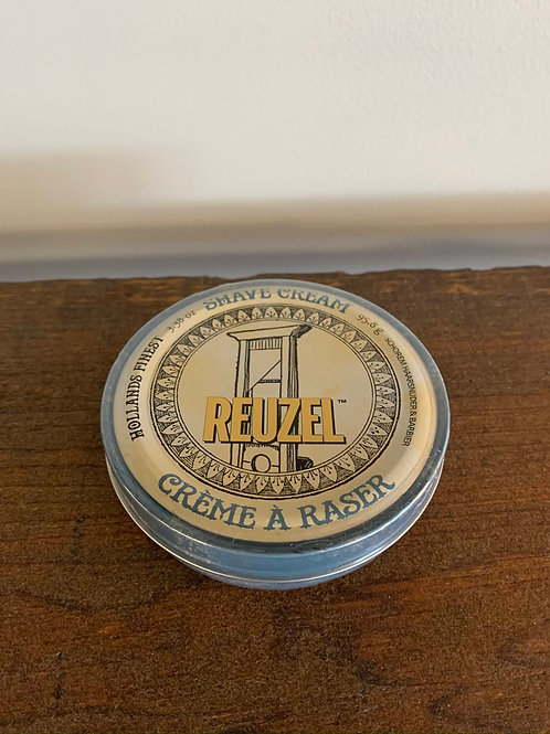 Crème à Raser/Shave Cream Reuzel 3.38oz