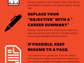 5 Ways To Spruce Up Your Resume