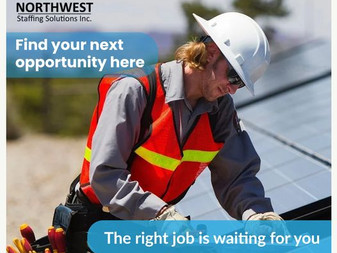 Find your next opportunity with Northwest Staffing Solutions