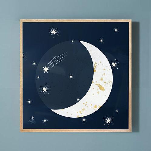 Moon-Navy