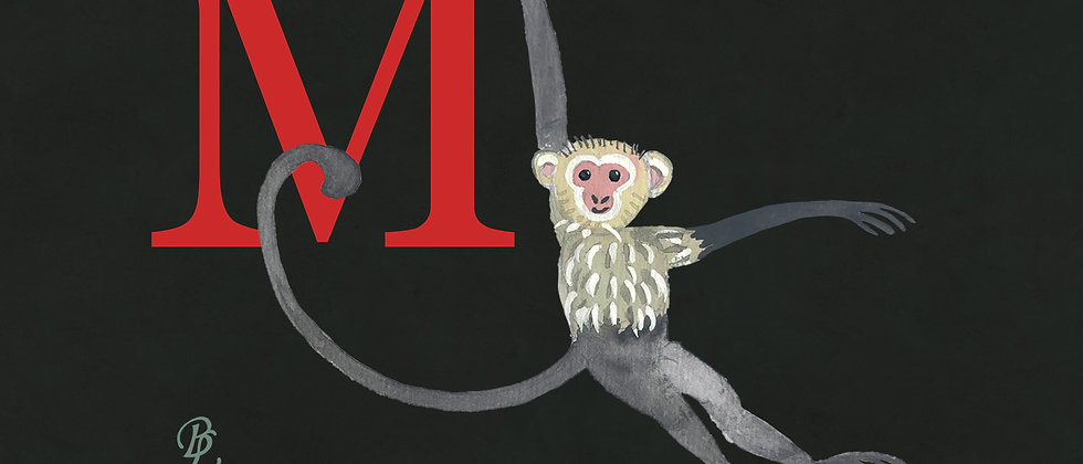 M for Monkey Small