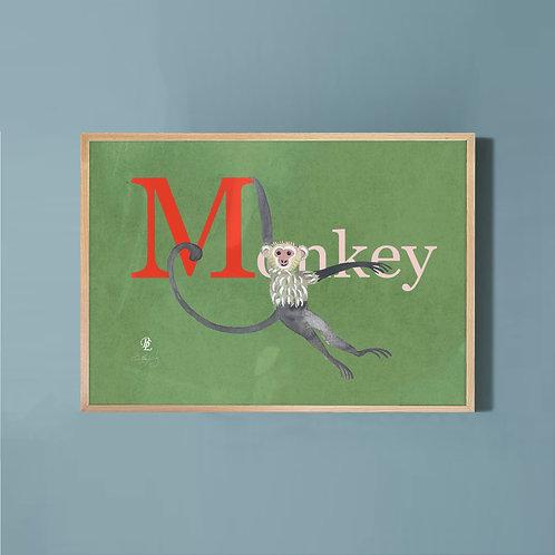 Millie The Monkey
