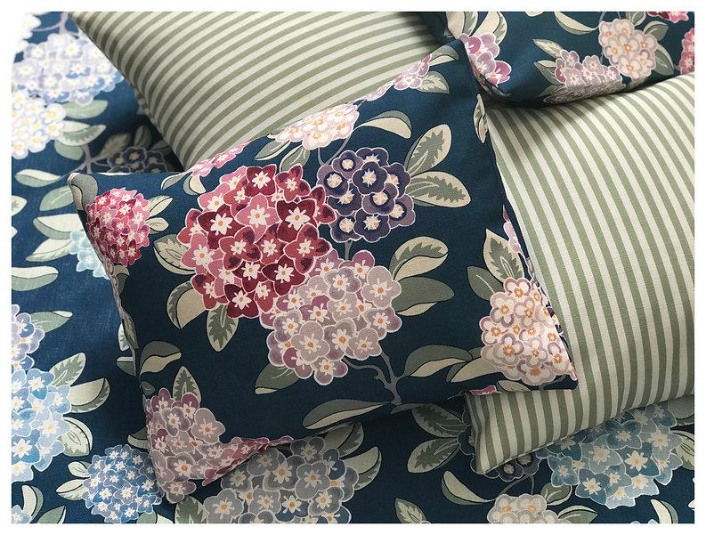 Bethany Linz cushions, Hydrangea.jpg